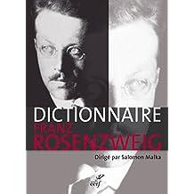 Dictionnaire Franz Rosenzweig