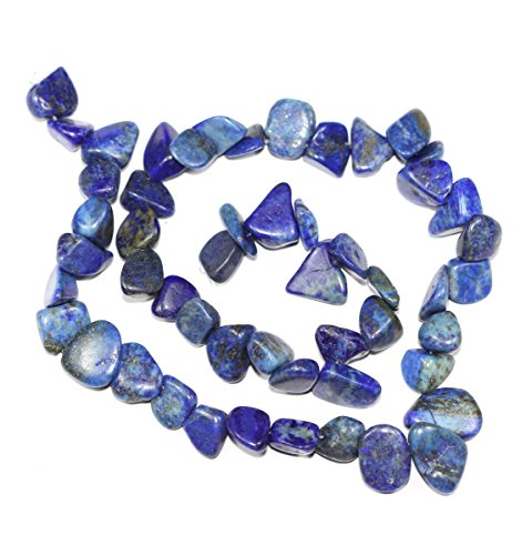 - AAA Natural Lapis Lazuli Gemstones Smooth Teardrop Loose Beads Free-form ~18x10mm beads for Jewelry Making (1 strand, ~16