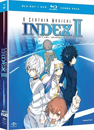 A Certain Magical Index II: Season 2 - Part 2 [Blu-ray]
