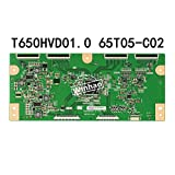 Winhao Logic Board T650HVD01.0 65T05-C02 Compatible Skyworth 65E91RD for Screen T650HVD01.