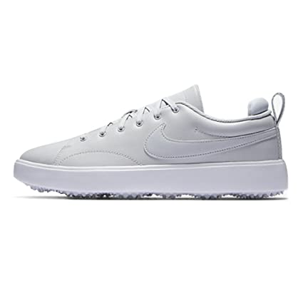 eec07cdc31a Image Unavailable. Image not available for. Color  Nike Course Classic Spikeless  Golf Shoes ...