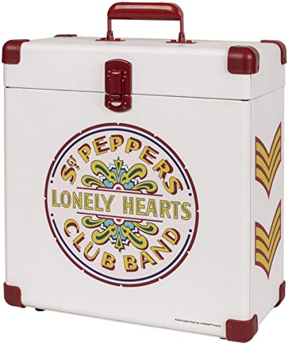 Crosley CR401-SP Record Carrier Case for 30+ Albums