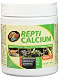 Zoo Med Reptile Calcium with Vitamin D3, 8-Ounce