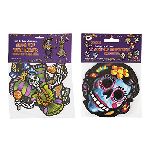 Maven Gifts: Beistle Jointed Day of The Dead