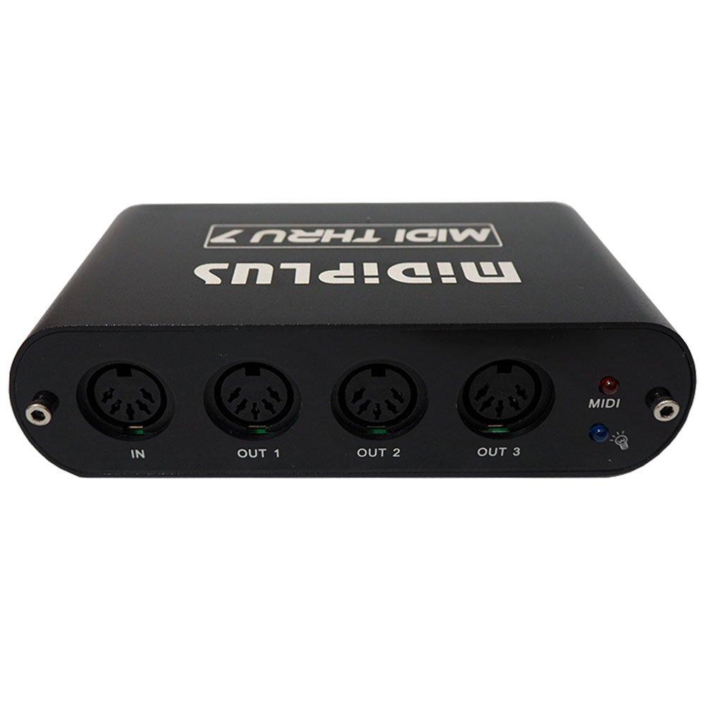 midiplus MIDI Thru 7 Controller by Midiplus