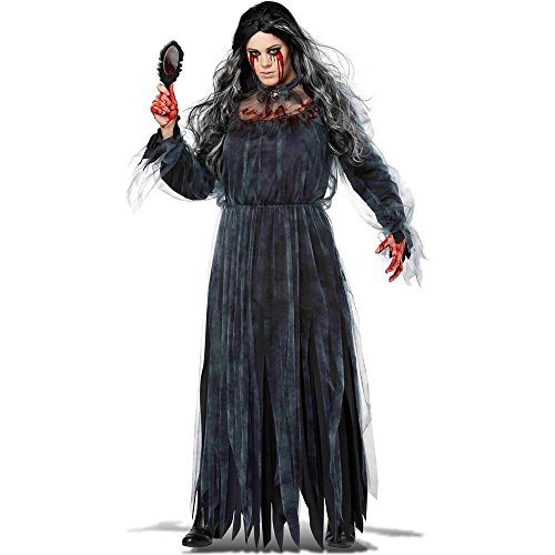 [The Legend of Bloody Mary Plus Size Costume] (Bloody Mary Costume)