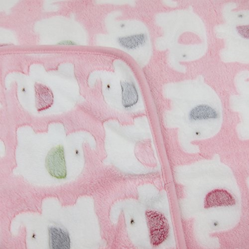 Alfie Pet by Petoga Couture - Abia Animal Blanket for Dogs and Cats - Color: Pink, Size: Large by Alfie (Image #3)