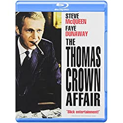 Thomas Crown Affair, The Blu-ray