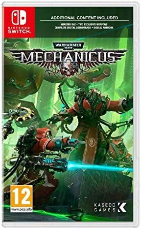 Warhammer 40.000: Mechanicus: Amazon.es: Videojuegos