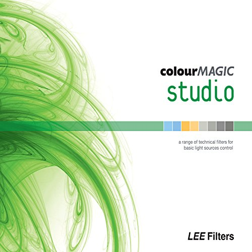 Lee Colour Magic Studio Studio Filter Kit (25x30cm) [LEECMSTUD] by Lee Filters