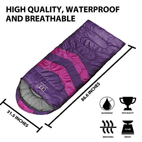 Gold Armour Ultralight Sleeping Bag
