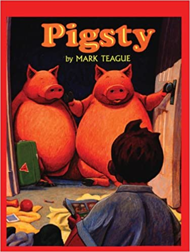 Buy Pigsty Scholastic Bookshelf Humor Book Online At Low Prices In India