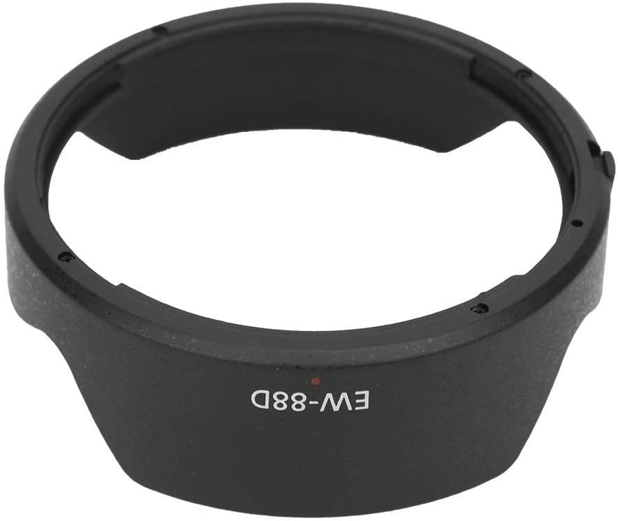 Vbestlife Camera Lens Hood Shade for Canon 16-35mm F2.8III Lens Plastic Portable Protective Lens Cover for Photography