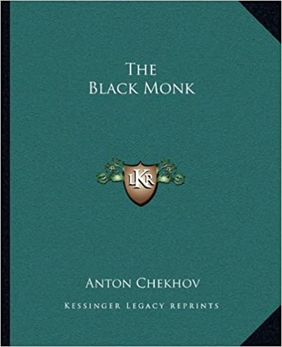 Book The Black Monk