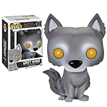 Funko - Figurine Game Of Thrones - Grey Wind Pop 10cm - 0849803039967