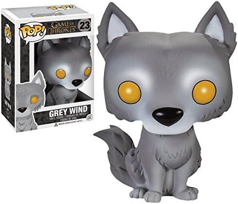 Funko Pop Figurine Game of Thrones Grey Wind: Amazon.es: Juguetes y juegos