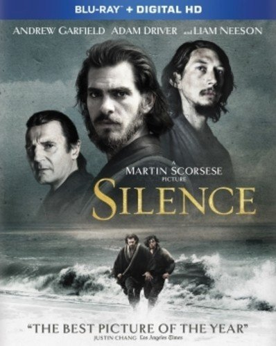 Blu-ray : Silence (Widescreen, Digital Copy, Digital Theater System, AC-3, Dolby)