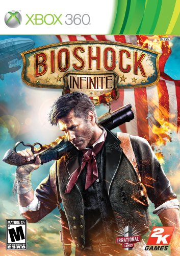 BioShock Infinite - Xbox 360 (Best Rpg Games For Xbox 360 Of All Time)