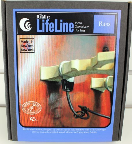 (The Realist LifeLine for Double Bass, XL size)