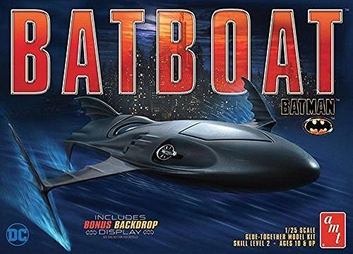 AMT1025 1/25 バットマン・リターンズ バットボートの商品画像