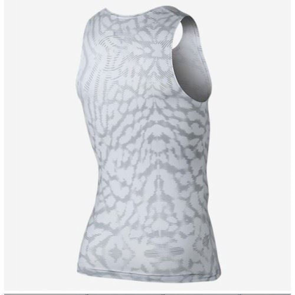 48cea7f855b Nike AJ All Season Comp Cloud Tank - T-Shirt Line Michael Jordan for Men  Multi-Coloured Blanco/Gris / Negro Size:XXL: Amazon.ca: Sports & Outdoors