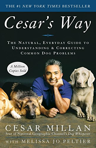 Cesar's Way: The Natural, Everyday Guide to Understanding & Correcting Common Dog Problems cover