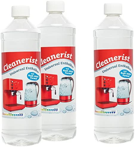 3 x 1 l (3 litros) cleanerist cal EX (flüssigent antical ...
