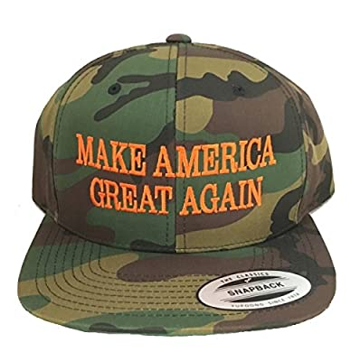 Make America Great Again Hat Donald Trump Cap Embroidered