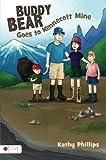 Buddy Bear Goes To Kennecott Mine