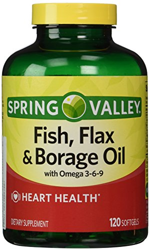 omega 3 borage oil - 1