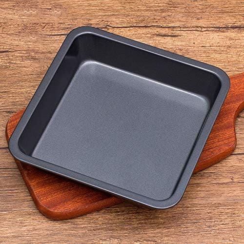 Plaques à biscuits, plaque à pâtisserie rouleau antiadhésif gâteau carré barbecue approfondissement épaissies cuisson pour la cuisine plateau de cuisson au four