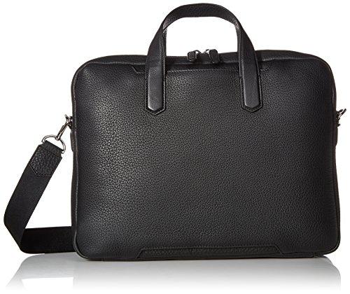 Black Bag Lux (ECCO Mads Laptop Bag 15