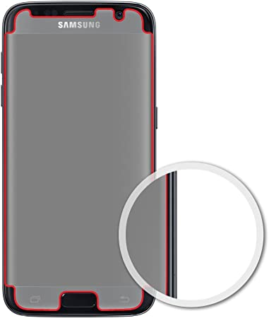 Spigen 555FL20105 Galaxy S7 - Protector de Pantalla (Protector de Pantalla, Samsung, Galaxy S7, Resistente a rayones, Transparente, 1 Pieza(s)): Amazon.es: Electrónica