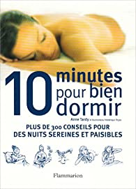 10 minutes pour bien dormir par Anne Tardy