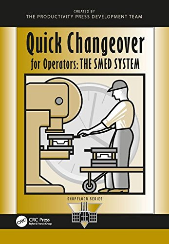 Cam Package (Quick Changeover for Operators Learning Package: Quick Changeover for Operators: The SMED System (The Shopfloor Series) (Volume 3))