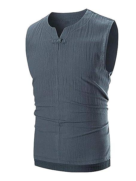 Amazon.com: SySea - Camisa de manga 3/4 para hombre, estilo ...