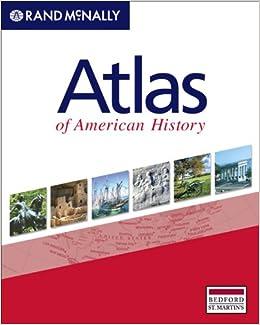 Book Atlas of American History