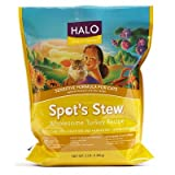 Halo Purely For Pets Spot's Stew Sensitive Formula For Cats Wholesome Turkey — 6 lbs, My Pet Supplies