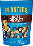 Planters Trail Mix, Nuts & Chocolate M&M's, 6 Ounce Bag (Pack of 12)