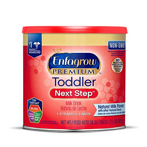 Toddler Powder - Enfamil Enfagrow Natural Milk Powder, 24 Oz
