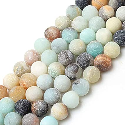 Choker Necklace Bracelet Charms Jewelry Making Findings Accessories Pick Size 4 6 8 10 12mm 1 Strand 15.5 inches 6mm, red Style 1 Turquoises Gem Natural Stone Round Red Howlite Loose Beads