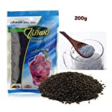 Organic Hairy Basil Seeds For Drink Natural Detox Weight Lose 200g/7oz
