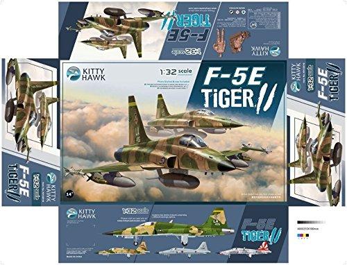 Kitty Hawk KTH32018 1:32 F-5E Tiger II [MODEL BUILDING ()