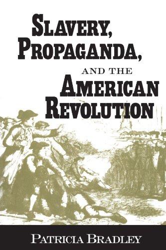 Search : Slavery, Propaganda, and the American Revolution