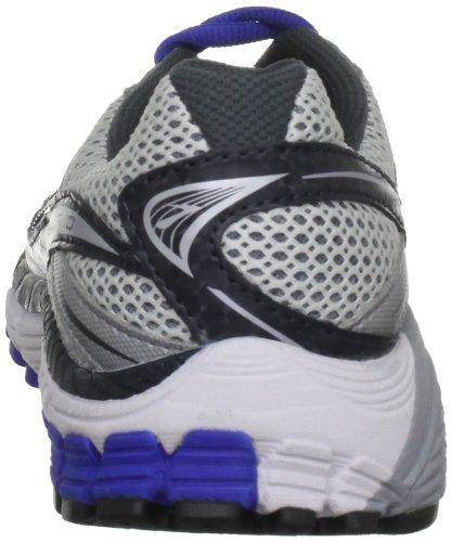 Brooks Vapor10 W, Damen Sportschuhe - Running Weiß (White/Purple/Black)