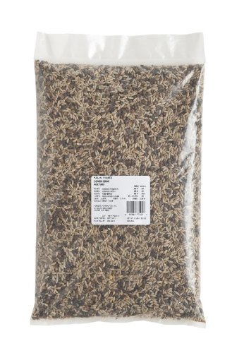 Mountain View Seed 17635 Horizon Cover Crop Grass Seed Mixture, 3-Pound