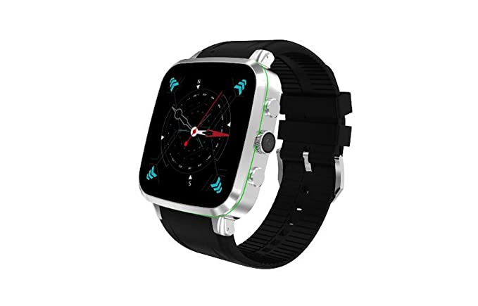 aplicación de Sistema N8 Smart Watch 3G Network Android 5.1 ...