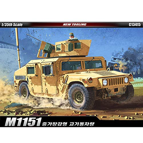 (Academy 13415 M1151 Enhanced Armament Carrier 1/35 Scale Model Kit)