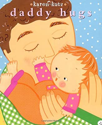 Daddy Hugs Classic Board Book by Little Simon
