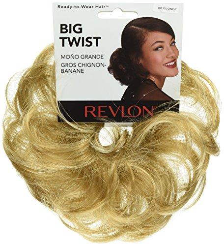 Big Twist Color Dark Blonde - Revlon Hairpiece 3